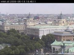 Webcam in Vienna (Austria)