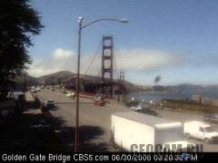 Golden Gate Bridge Webcam, San Francisco (United States)