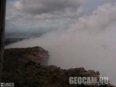 Веб-камера  действующего вулкана Килауэа