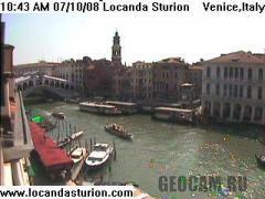 Веб-камера Венеции (Италия)