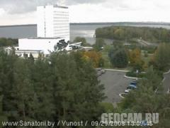"""Yunost"" sanatorium webcam"