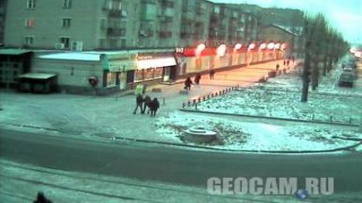 Веб-камера на улице Урицкого