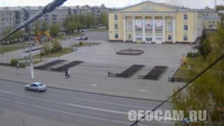 Дом культуры в г. Ленинск-Кузнецкий