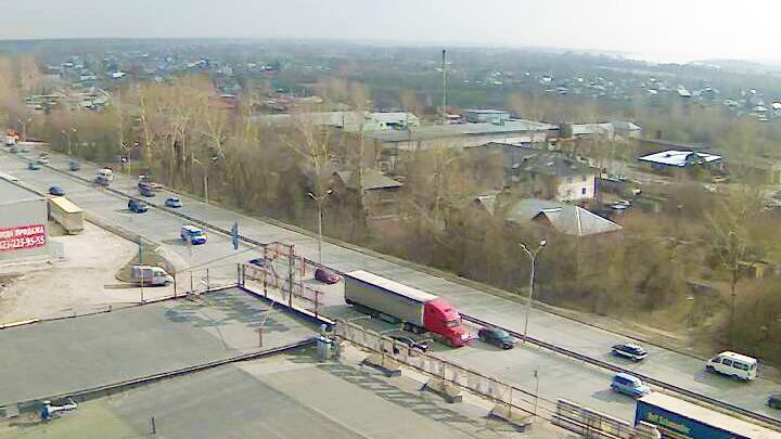 Бердское шоссе / ул.Звездная