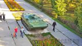 Webcam at «BMP-1» in the Victory Park in Biysk