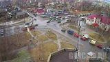 Webcam at the intersection of Chapaev - Vatutin