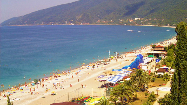 Gagra webcam