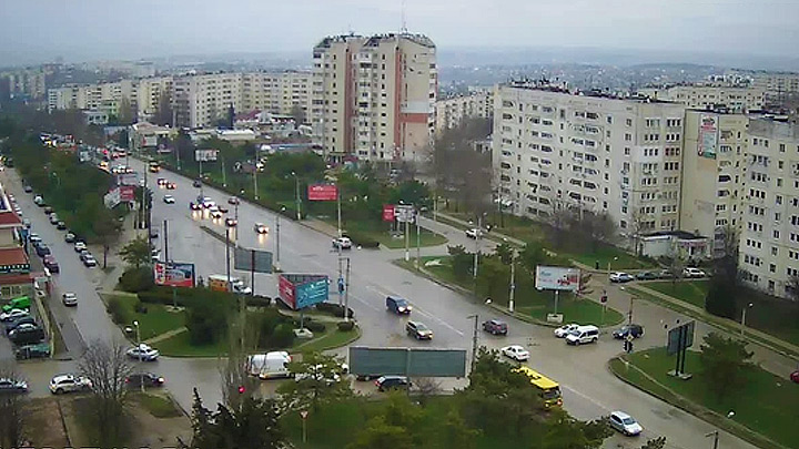 General Ostryakov Avenue