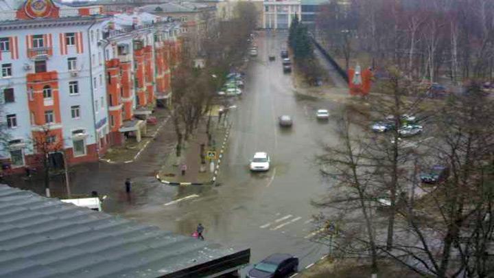 Веб-камера на проезде Горбачёва