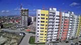 Webcam of the residential complex «Gorod Mira», Simferopol
