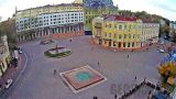 Webcam on the Greek square in Odessa (Odessa, Ukraine)