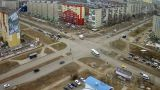 Webcam at the crossroads International - Chapaev (Nizhnevartovsk, Russia)