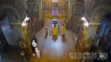 Webcam in the Trinity Monastery of St. Jonas in Kiev