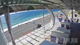 Beach cafe «Veranda» webcam, Rybachye, Crimea
