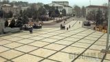 Lenin Square Webcam in Kerch