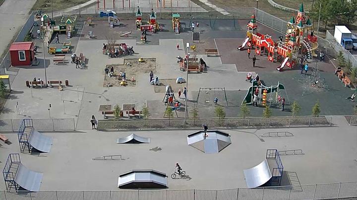 Игровой комплекс «Кремль»