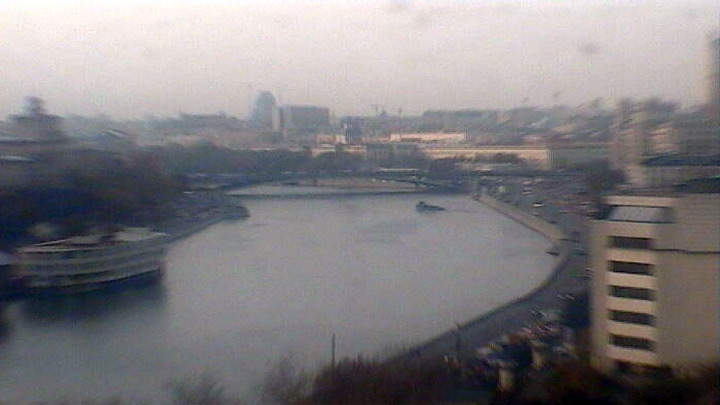 Krasnoholmskiy bridge webcam