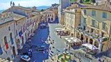 Webcam on Piazza del Comune in Assisi
