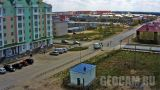 Webcam on Lenina 25A in Naryan-Mar (Naryan-Mar, Russia)