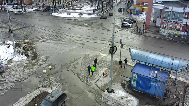Оскол (Белгородская веб камера в ярославле можно достаточно точно
