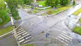 Webcam at the crossroads of Gorno-Altai/Leningrad (Biysk, Russia)