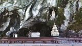 Live webcam of the Sanctuary of Our Lady of Lourdes (Lourdes, France)