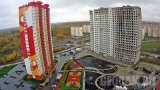 Webcam of the residential complex «Matryoshkin Dvor», Novosibirsk (Novosibirsk, Russia)