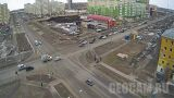 Webcam at the crossroads of the Mir - Khanty-Mansiysk