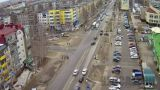 Webcam at the crossroads of Mir - Victory Avenue (Nizhnevartovsk, Russia)