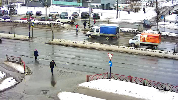 Веб-камера на Московском проспекте, 64