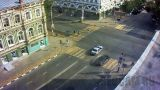 Webcam at the crossroads of Moscow and Radishcheva streets