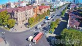 Webcam at the crossroads of Turgenev and Muravyov-Amursky in Khabarovsk