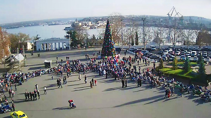 Nakhimov Square Webcam