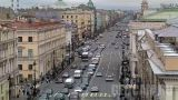 Nevskiy Avenue Webcam