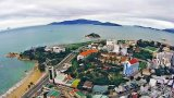 Webcam in the north of Nha Trang city, Vietnam