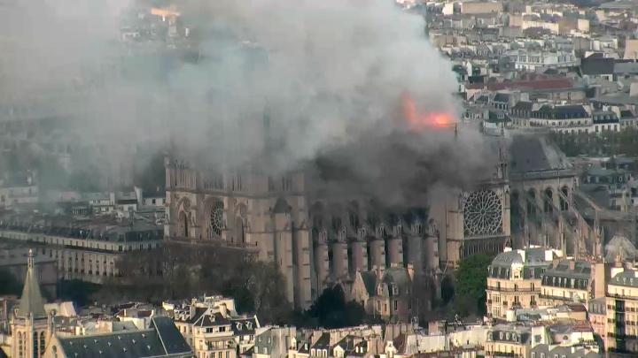 Webcam Paris Notre Dame