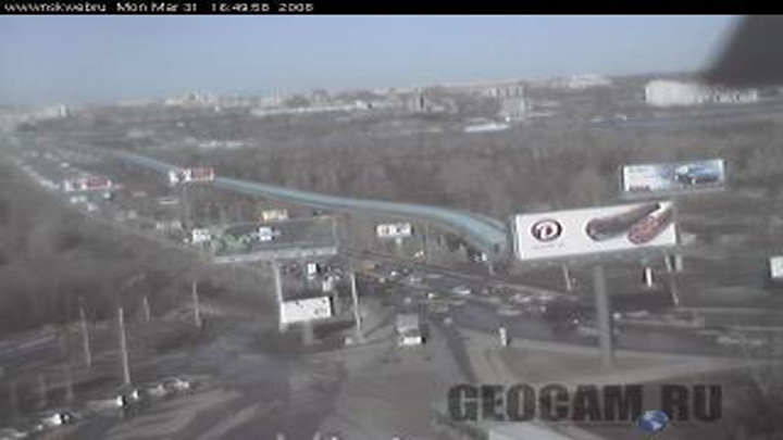 Novosibirsk webcam