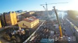 Webcam of the residential complex «New Nevsky», St. Petersburg (Saint Petersburg, Russia)