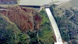 Live broadcast from webcam in Oroville dam in the United States