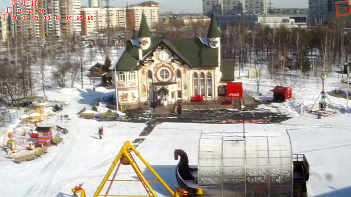 Tagansky Park Webcam