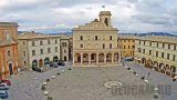 Webcam on the Town Hall Square, Montefalco, Italy (Montefalco, Italy)