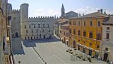 Webcam on Piazza del Popolo, Todi, Italy (Todi, Italy)