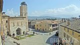 Webcam on John Fitzgerald Kennedy Square, Spello, Italy