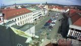 Webcam in Pisek town