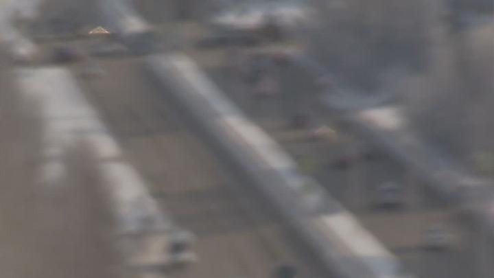 Обзорная веб-камера: Ленина - площадь Нефтяников