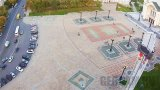 Glory Square Webcam in Khabarovsk city (Khabarovsk, Russia)