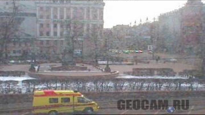 Веб-камера на Пушкинской площади