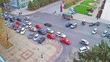 Webcam on Pushkin Street 54, Khabarovsk city, Russia (Khabarovsk, Russia)