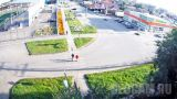 Webcam at the crossroad of Razin/Lipovy, Biysk city