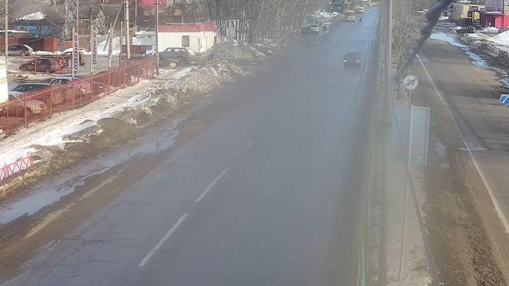 Школьная - Садовая, камера №2